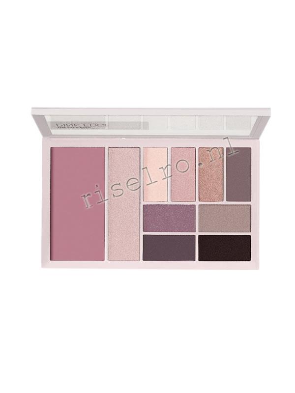 Maybelline The City Kits Eye + Cheek Palette - Pink Edge