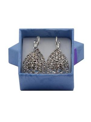 Earings - colour: Silver