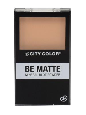 City Color- Be Matte Mineral Blot Powder