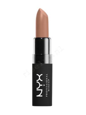 NYX Velvet Matte Lipstick - 02 Beach Casual
