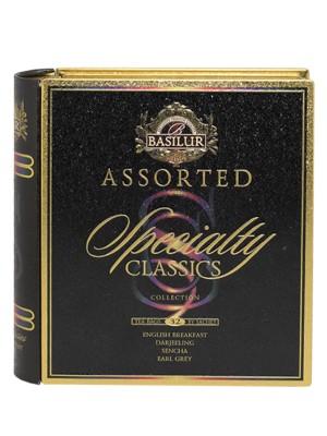 Ceylon basilur - Specialty Classics Assorted ~ 70334