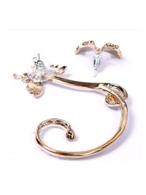 2 sets earrings