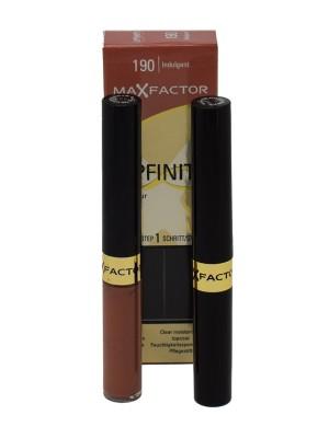 Max Factor Lipfinity - 190 Indulgent