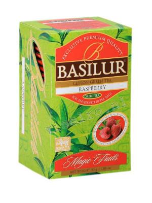 Basilur Raspberry Green Tea