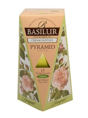 Basilur - Cream fantasy pyramid ~ 70665
