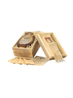 Basilur - Paulownia wooden presenter Deluxe ~ 71234