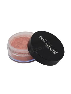 Bellapiérre mineral loose powder blush - Desert rose