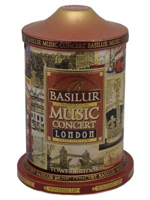 Ceylon Basilur - Music Concert Londen ~ 70454