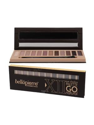 Bellapiérre XII Eyeshadow Palette
