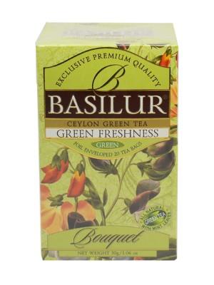 Basilur - Green freshness  ~70149-02