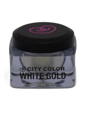 City Color - White Gold Mousse