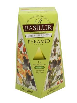 Basilur - Green freshness pyramid  ~ 70664 - 00